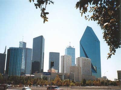 Dallas, Down Town