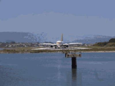 Kerkyra Airport