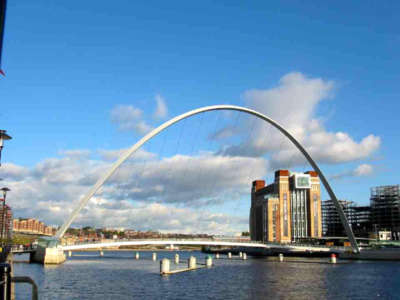 Millenium Bridge Small