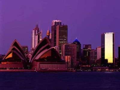 Sydney Opera House Dawn