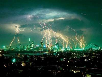Thunders in Sydney