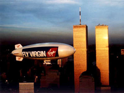 World Trade Center Blimps