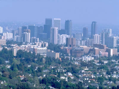 Los Angeles Downtown 45.4