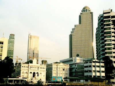 Mae Nam Chao Phraya Bangkok