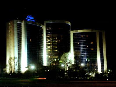 Night Ankara