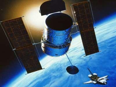 Space Satelite