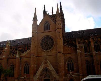 Sydney Church