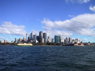 Sydney Cliche View
