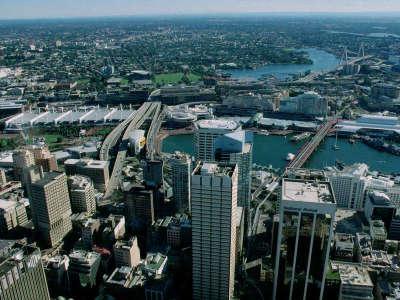 Sydney Tower West