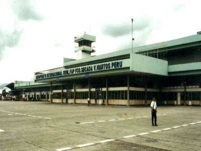 X Iquitos Airport