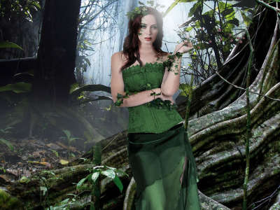 Poison Ivy New Concept