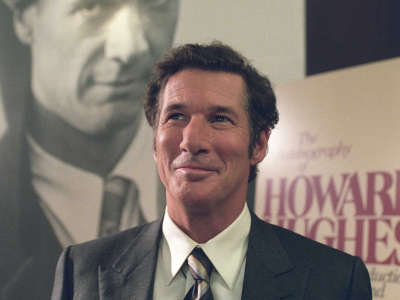 Richard Gere in The Hoax