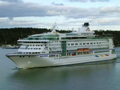 Birka Paradise Ship
