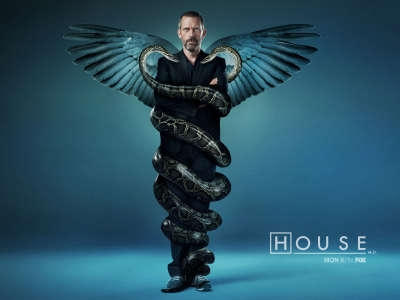 House with Snakes