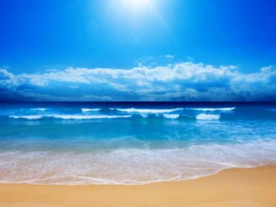 Nature Beach Paradise