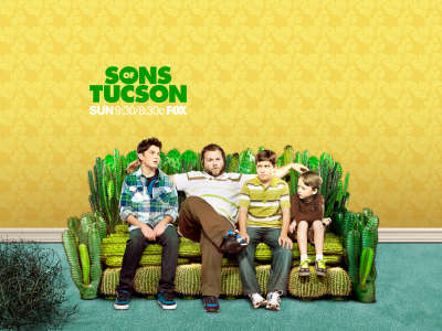 Sons Of Tucson Cactus Couch