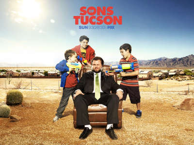 Sons Of Tucson Chair