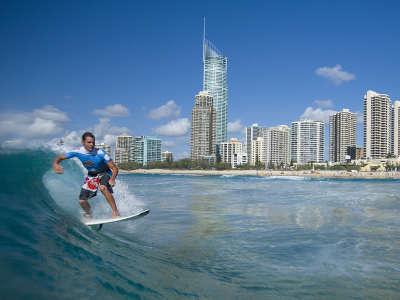 Boost Surfer