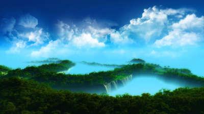 Mystical Paradise