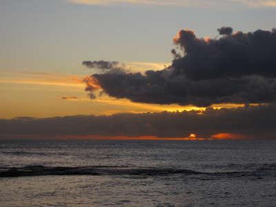 Paradise Cove Sunset