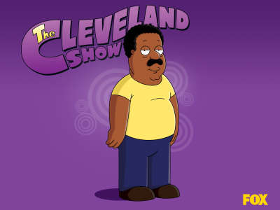 Cleveland from The Cleveland Show