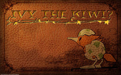 Ivy The Kivi