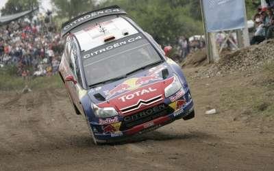 WRC Rally