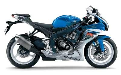 Suzuki GSX R600