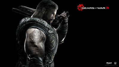 Gears of War 3 - Portrait Dom