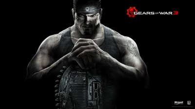 Gears of War 3 - Portrait Marcus