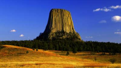 Autumn Rock Hill