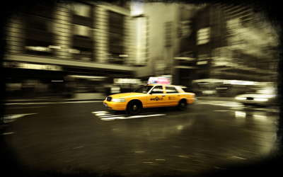 Taxi from NYC