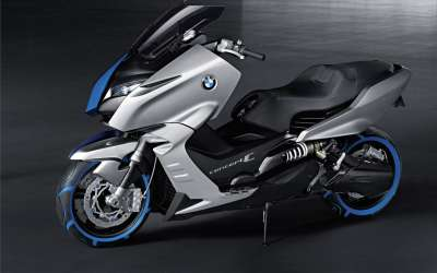 BMW Scooter C