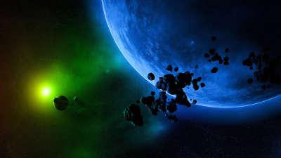 Fantasy Space Art