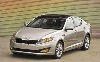 Kia Optima Hybrid 15