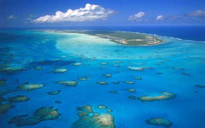 Many Tiny Islands