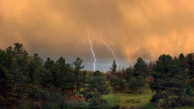 Summer Lightstorm