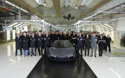 Lamborghini Reventon 07