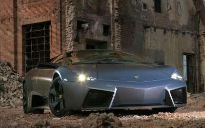 Lamborghini Reventon 10