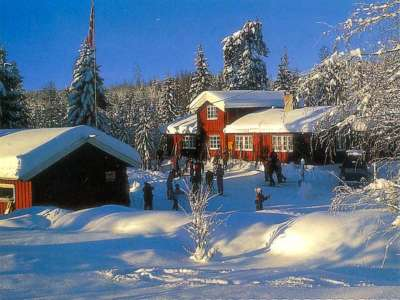 Oslo Nordmarka