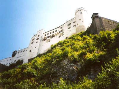 Salzburg Festung Hohen Castle 01
