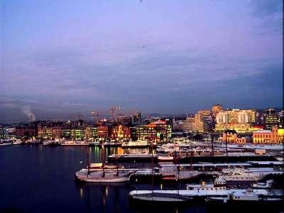 Oslo Early Morning