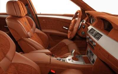 G Power BMW M5 E61 Touring Widescreen 11