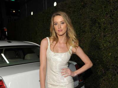 Amber Heard – Vanity Fair Campaign Hollywood