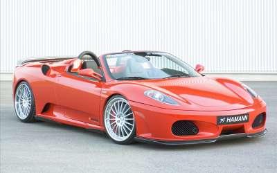 Hamann Ferrari F430 Spider 2005