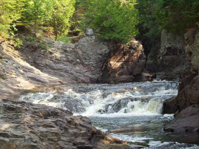 Cascade River Park Minnesota