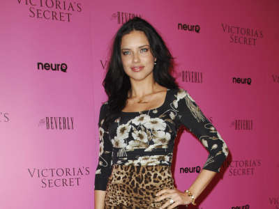 Adriana Lima Summer Edition