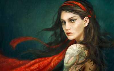 2 Fantasy Woman