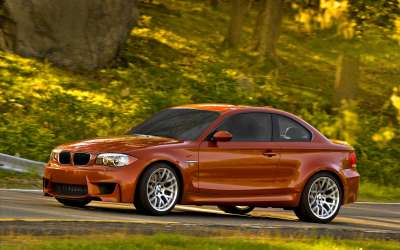 BMW 1 Series M Coupe US Version
