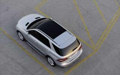 Mercedes Benz M Class2